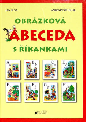 Obrázok Obrázková abeceda s říkankami
