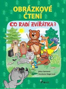 Obrázok Obrázkové čtení Co radí zvířátka?