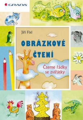 Obrázkové čtení Čteme řádky se zvířátky