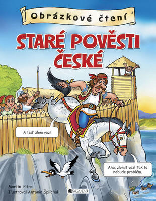 Obrázok Obrázkové čtení Staré pověsti české