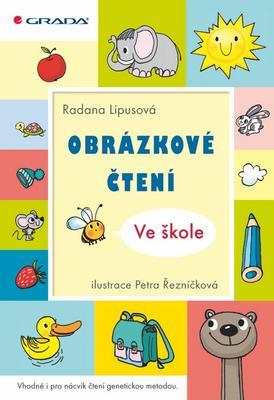Obrázkové čtení Ve škole