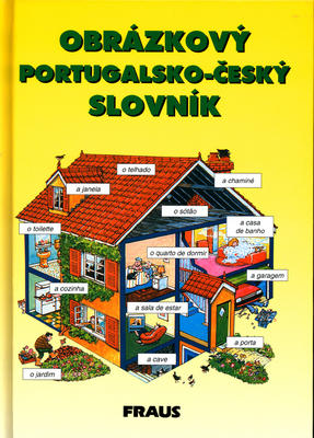Obrázok Obrázkový portugalsko-český slovník