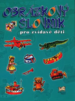 Obrázok Obrázkový slovník pro zvídavé děti