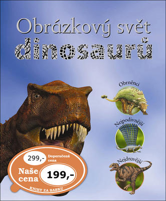 Obrázok Obrázkový svět dinosaurů