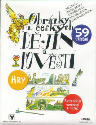 Obrázok Obrázky z českých dějin a pověstí