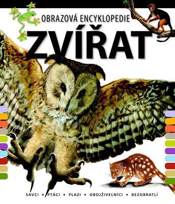 Obrázok Obrazová encyklopedie zvířat