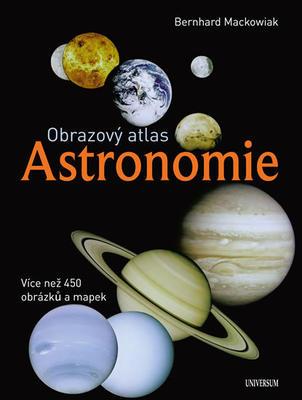 Obrázok Obrazový atlas Astronomie