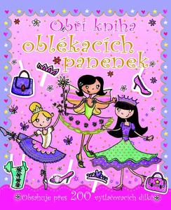 Obrázok Obří kniha oblékacích panenek