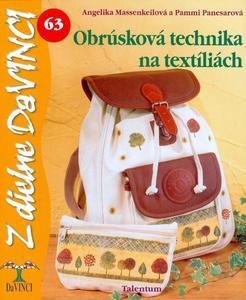 Obrázok Obrúsková technika na textíliách