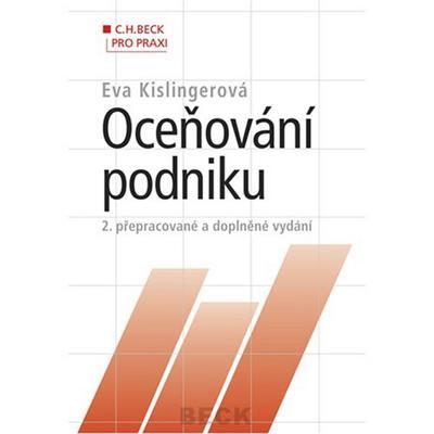 Oceňování podniku, 2. přepracované a doplněné vydání