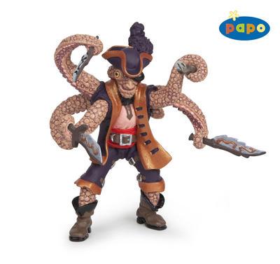 Obrázok Octopus mutant pirát
