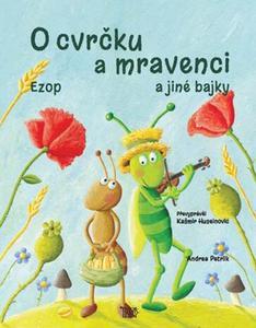 Obrázok O cvrčku a mravenci