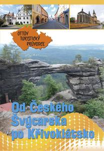 Obrázok Od Českého Švýcarska po Křivoklátsko Ottův turistický průvodce