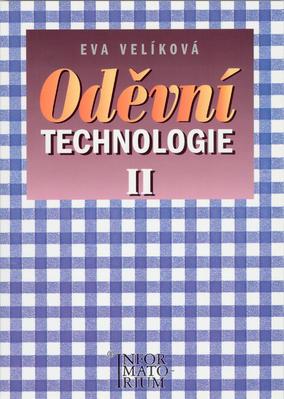 Obrázok Oděvní technologie II