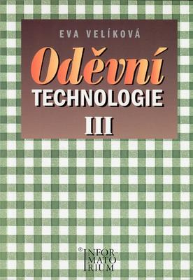 Obrázok Oděvní technologie III
