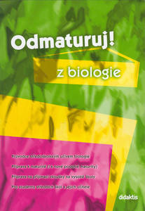 Obrázok Odmaturuj! z biologie