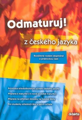 Obrázok Odmaturuj! z českého jazyka