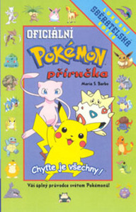 Obrázok Oficiální příručka Pokémon