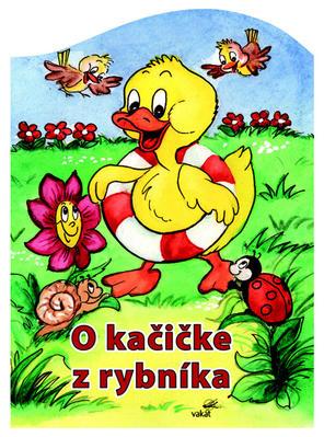 Obrázok O kačičke z rybníka