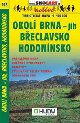 Okolí Brna-jih, Břeclavsko, Hodonínsko