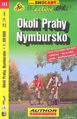 Okolí Prahy, Nymbursko 1:60 000