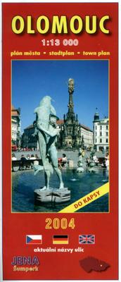 Obrázok Olomouc 1:13 000