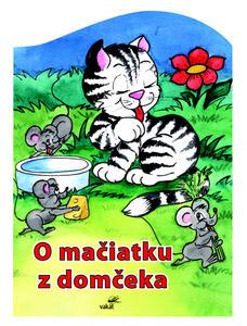 Obrázok O mačiatku z domčeka