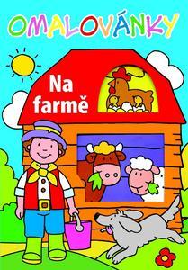 Obrázok Omalovánky Na farmě