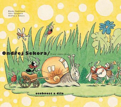Obrázok Ondřej Sekora - Práce všeho druhu