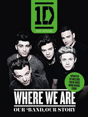 Obrázok One Direction Where We Are