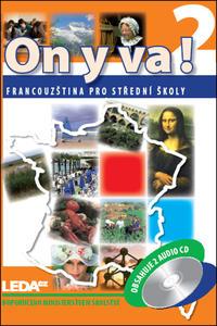 Obrázok ON Y VA! 2 Sada učebnice + 2CD