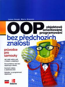 Obrázok OOP objektově orientované programování bez předchozích znalostí
