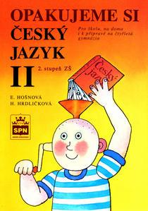 Obrázok Opakujeme si český jazyk II