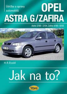 Obrázok Opel Astra G/Zafira 3/98 -6/05