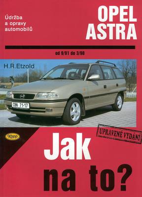 Obrázok Opel Astra od 9/91 do 3/98