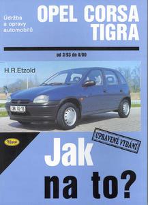 Obrázok Opel Corsa B, Opel Tigra od 3/93 do 8/00