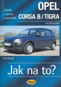 Obrázok Opel Corsa B/Tigra od 3/93 - 8/00