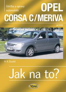 Obrázok Opel Corsa C/ Meriva od 9/00
