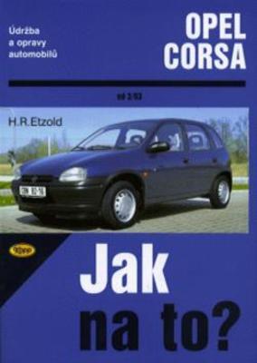 Obrázok Opel Corsa od 3/93