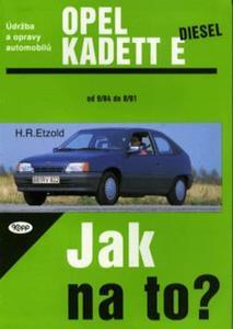 Obrázok Opel Kadett diesel od 9/84 do 8/91