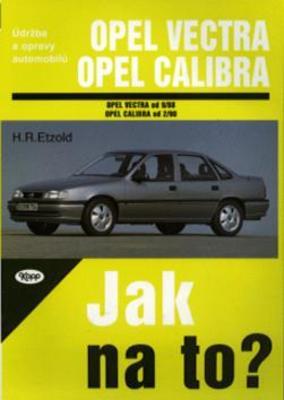 Obrázok Opel Vectra, Opel Calibra od 9/88