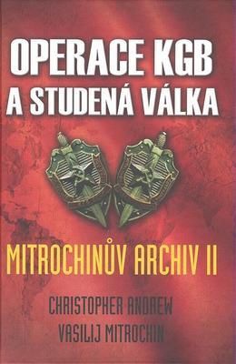 Obrázok Operace KGB a studená válka