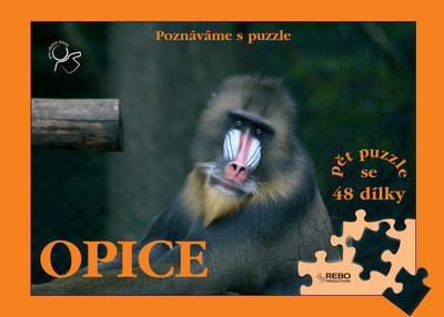 Obrázok Opice