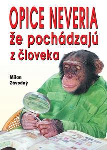 Obrázok Opice neveria, že pochádzajú z človeka