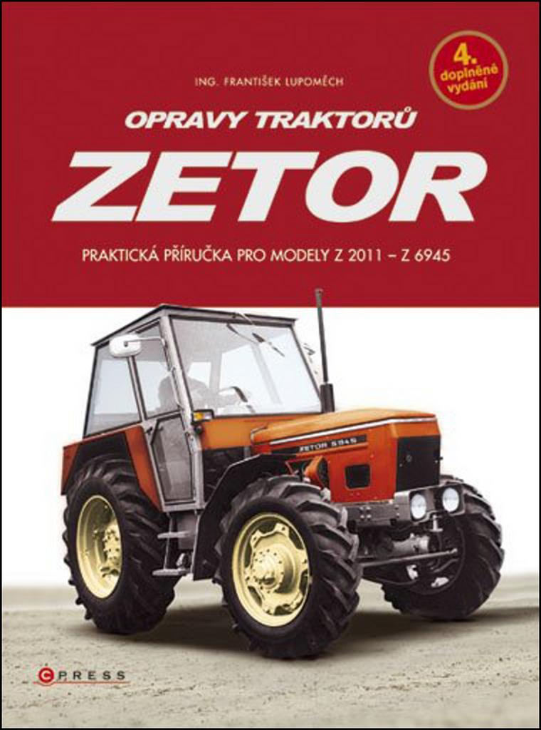 El Schema Traktoru Zetor Azz Cz