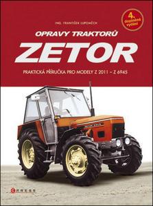 Obrázok Opravy traktorů Zetor