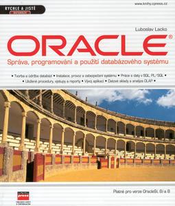 Obrázok Oracle správa, programování a použití databázového systému
