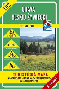 Obrázok Orava Beskid Zywiecki 1:50 000