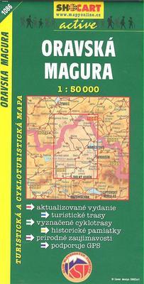 Obrázok Oravská Magura 1:50 000