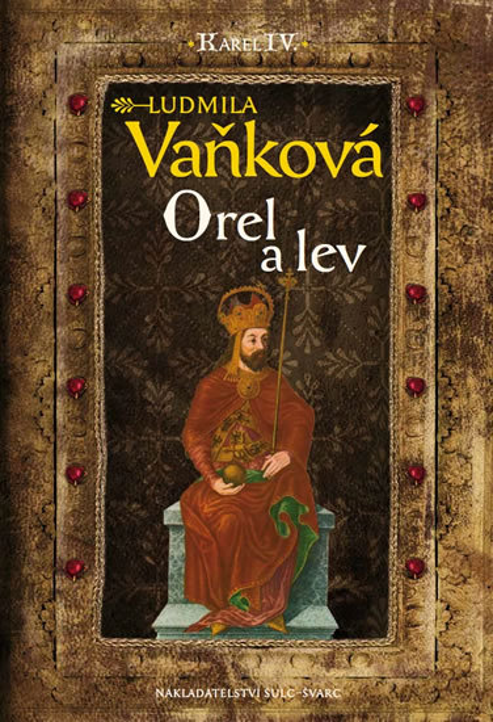 Orel a lev (2) - Ludmila Vaňková